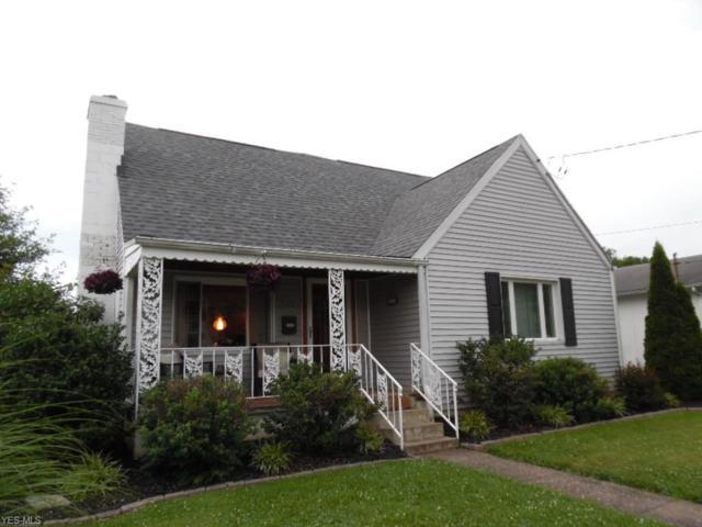 511 Caroline Avenue, Williamstown, WV 26187 (MLS #4107347) :: The Crockett Team, Howard Hanna
