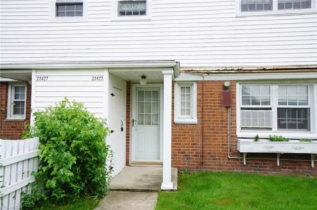 23423 Farringdon Avenue #62, Euclid, OH 44123 (MLS #4110052) :: RE/MAX Edge Realty