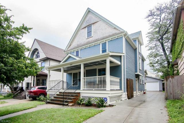 1367 W 61 Street, Cleveland, OH 44102 (MLS #4116444) :: RE/MAX Edge Realty