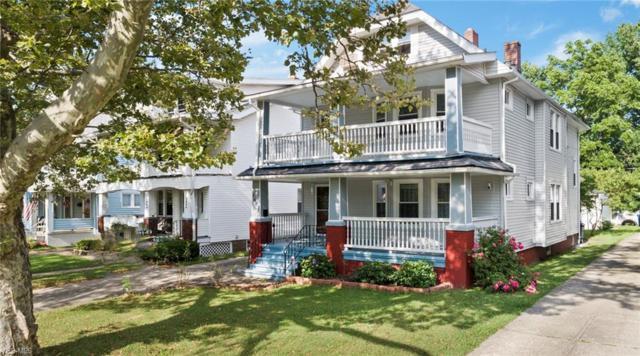 1607 Cohassett Avenue, Lakewood, OH 44107 (MLS #4116957) :: The Crockett Team, Howard Hanna
