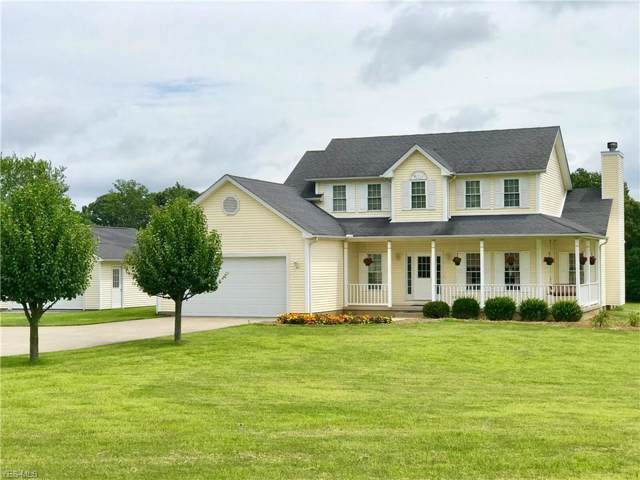 11601 Detwiler Road, Columbiana, OH 44408 (MLS #4120287) :: RE/MAX Valley Real Estate