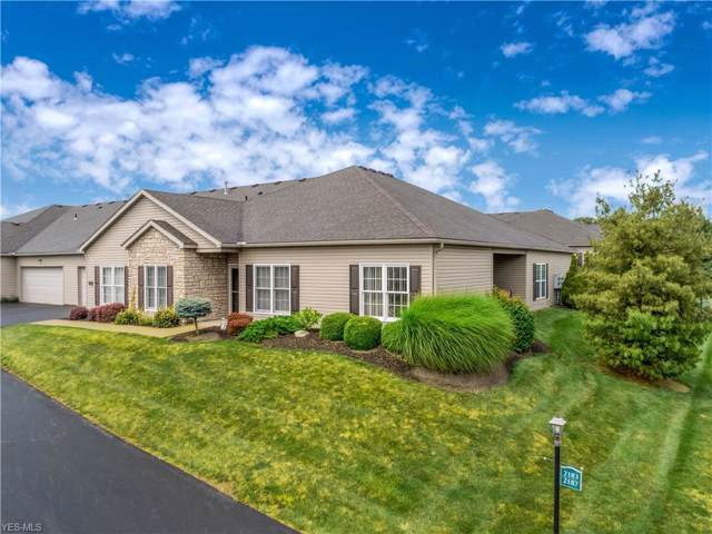 2183 University Commons Drive SE, Massillon, OH 44646 (MLS #4122723) :: RE/MAX Trends Realty