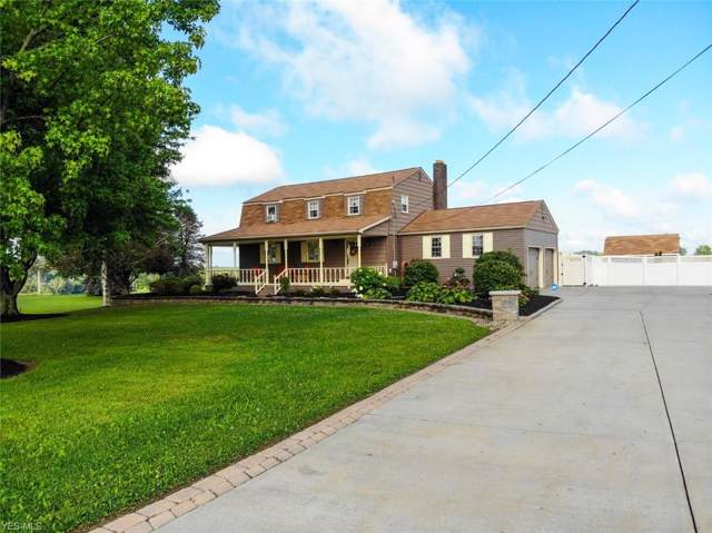 4987 St Rt 164, Leetonia, OH 44431 (MLS #4124598) :: RE/MAX Trends Realty
