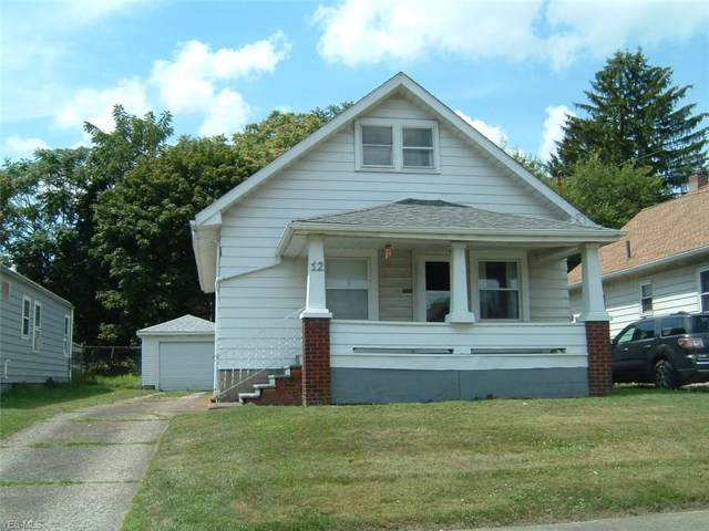 12 N Glenellen Avenue, Youngstown, OH 44509 (MLS #4125324) :: RE/MAX Valley Real Estate
