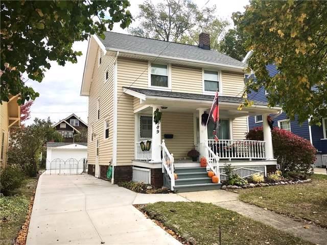 1589 Winton Avenue, Lakewood, OH 44107 (MLS #4126590) :: The Crockett Team, Howard Hanna