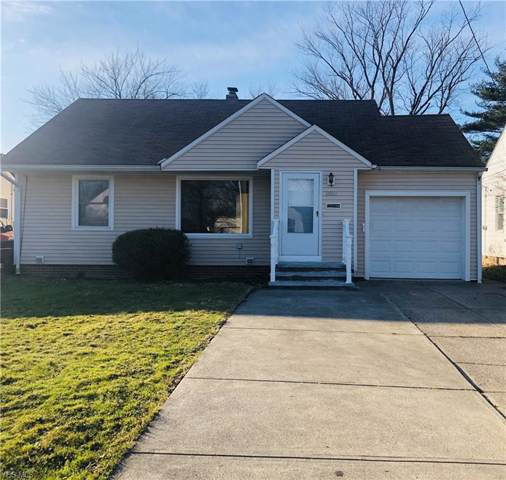 1582 Lander Road, Mayfield Heights, OH 44124 (MLS #4128189) :: The Holly Ritchie Team