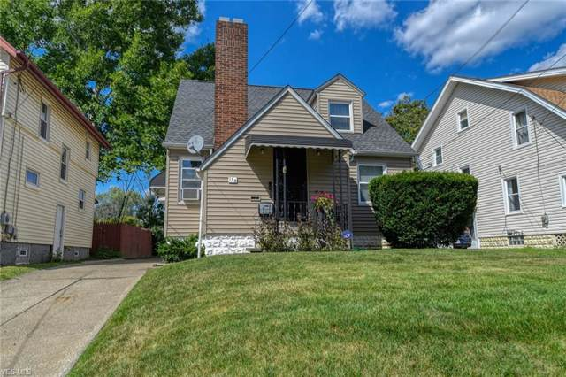 135 E Brookside Avenue, Akron, OH 44301 (MLS #4129597) :: RE/MAX Edge Realty