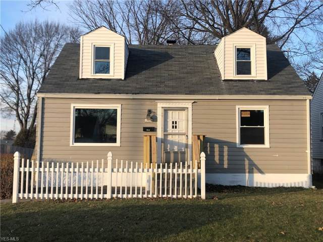 1610 Meadowbrook Avenue, Youngstown, OH 44514 (MLS #4130506) :: RE/MAX Trends Realty