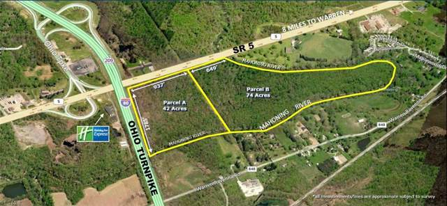 Sr 5 Highway Parcel A, Braceville, OH 44444 (MLS #4131100) :: Keller Williams Chervenic Realty