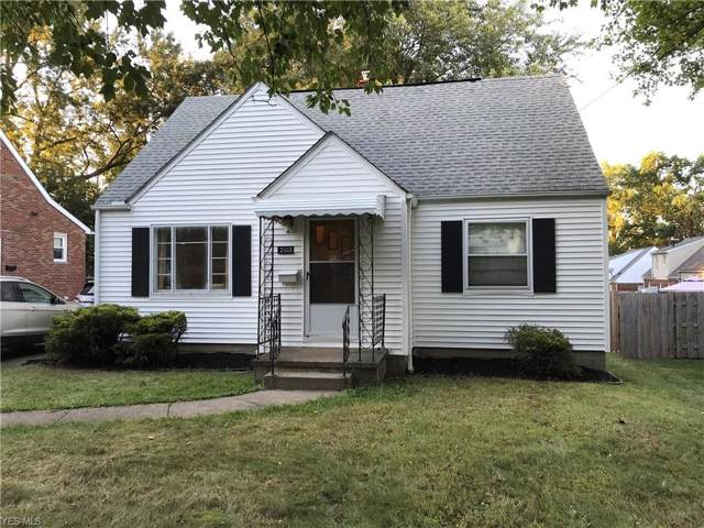 2493 Eastgate Avenue, Akron, OH 44312 (MLS #4131365) :: RE/MAX Edge Realty