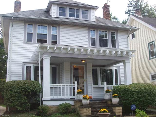 2986 Kensington Road, Cleveland Heights, OH 44118 (MLS #4131955) :: RE/MAX Trends Realty