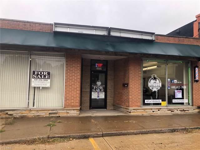 8683 Mentor Avenue, Mentor, OH 44060 (MLS #4141958) :: Select Properties Realty