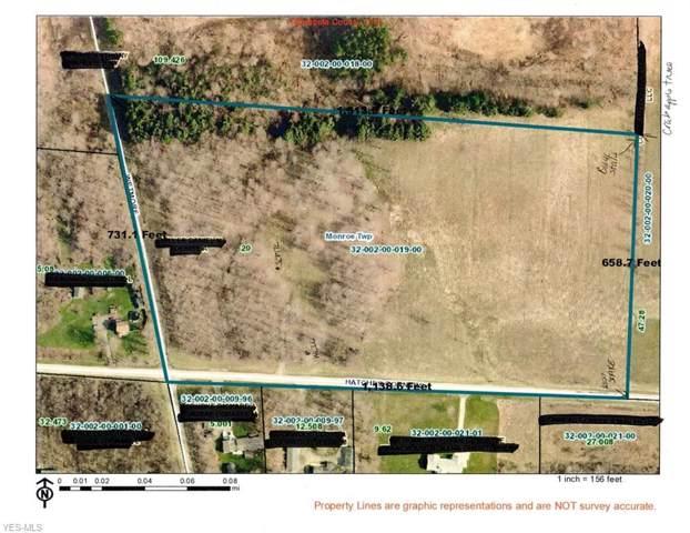 5361 Hatches Corners Road, Conneaut, OH 44030 (MLS #4142118) :: The Crockett Team, Howard Hanna