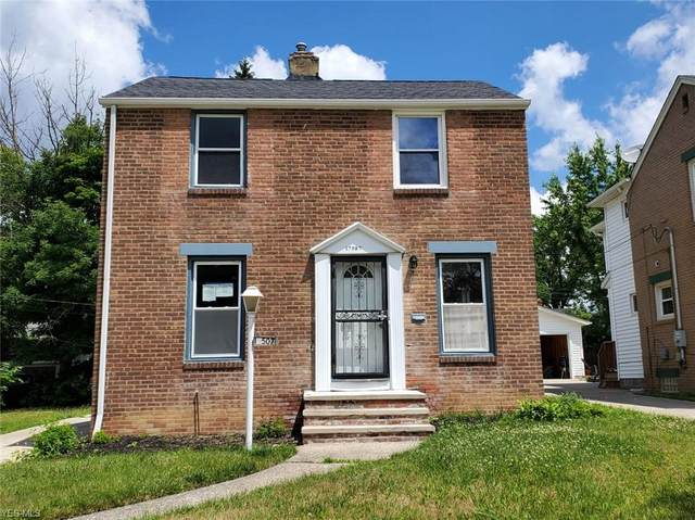 17507 Throckley Avenue, Cleveland, OH 44128 (MLS #4143137) :: RE/MAX Trends Realty