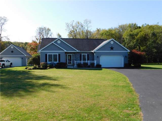 837 Township Road 1504, Ashland, OH 44805 (MLS #4145520) :: RE/MAX Trends Realty