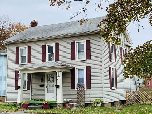 248 S Elm Street, Columbiana, OH 44408 (MLS #4148276) :: RE/MAX Trends Realty