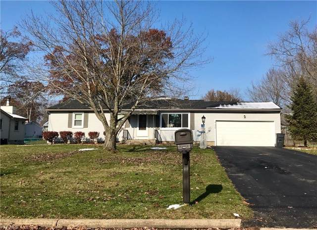 4558 Sheffield Drive, Austintown, OH 44515 (MLS #4149203) :: RE/MAX Valley Real Estate