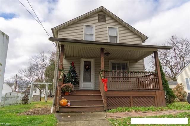 71 N Pearl Street, Columbiana, OH 44408 (MLS #4152401) :: RE/MAX Valley Real Estate
