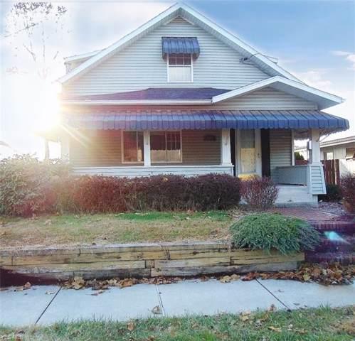 408 Henderson Avenue, Williamstown, WV 26187 (MLS #4152459) :: The Crockett Team, Howard Hanna