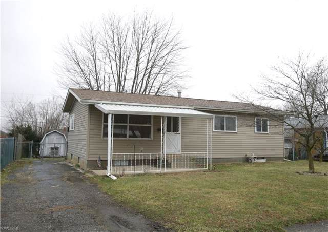 521 Standish Street NW, Massillon, OH 44647 (MLS #4152926) :: RE/MAX Trends Realty