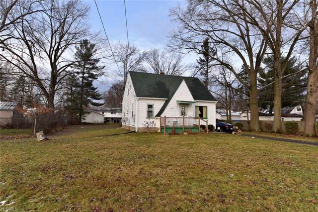 1642 Riverview Street NW, Warren, OH 44485 (MLS #4154529) :: RE/MAX Valley Real Estate
