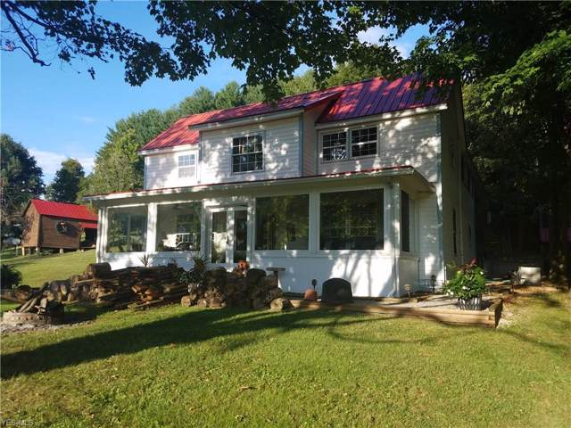 267 Carter Road, French Creek, WV 26218 (MLS #4154568) :: The Holly Ritchie Team
