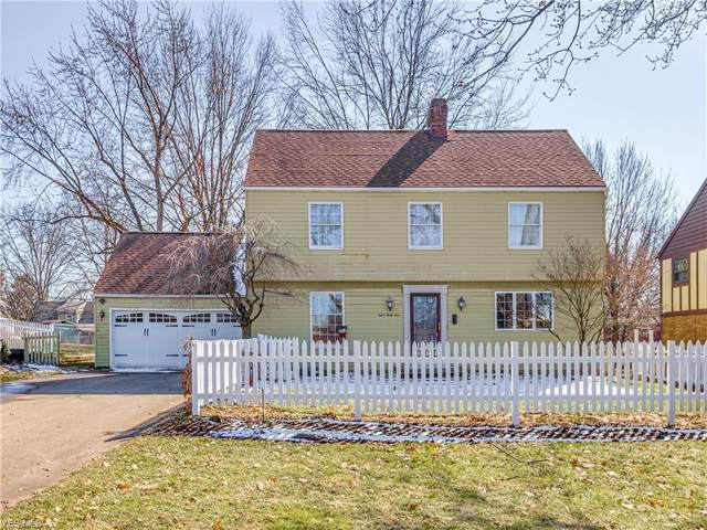843 West Street, Wadsworth, OH 44281 (MLS #4155523) :: RE/MAX Above Expectations