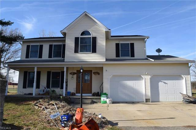 9133 State Route 305, Garrettsville, OH 44231 (MLS #4157756) :: The Art of Real Estate