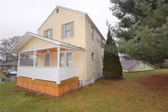 108 Morgan Street, Barberton, OH 44203 (MLS #4158459) :: Keller Williams Chervenic Realty