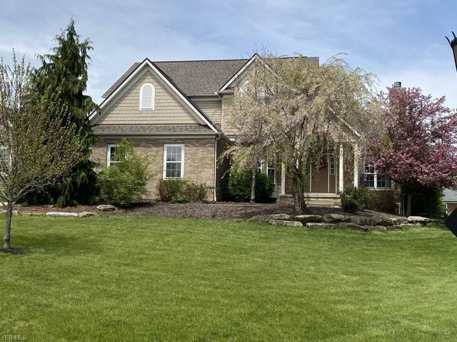 6451 Friarwood Circle NW, Canton, OH 44718 (MLS #4159058) :: RE/MAX Valley Real Estate