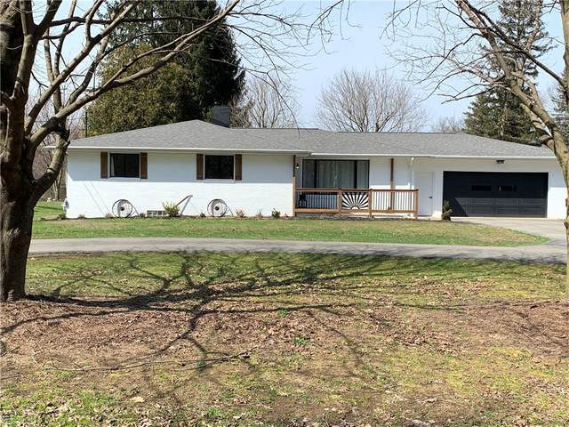 620 Ravenna Road, Newton Falls, OH 44444 (MLS #4160004) :: RE/MAX Trends Realty
