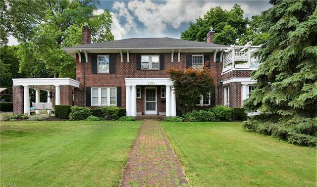 1188 W Exchange Street, Akron, OH 44313 (MLS #4161313) :: The Art of Real Estate
