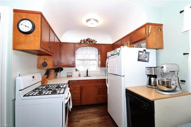 136 N Main Street, Rittman, OH 44270 (MLS #4161593) :: RE/MAX Trends Realty