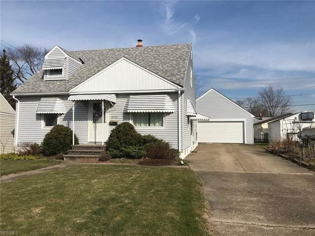 3132 Blair Avenue, Ashtabula, OH 44004 (MLS #4162446) :: RE/MAX Trends Realty