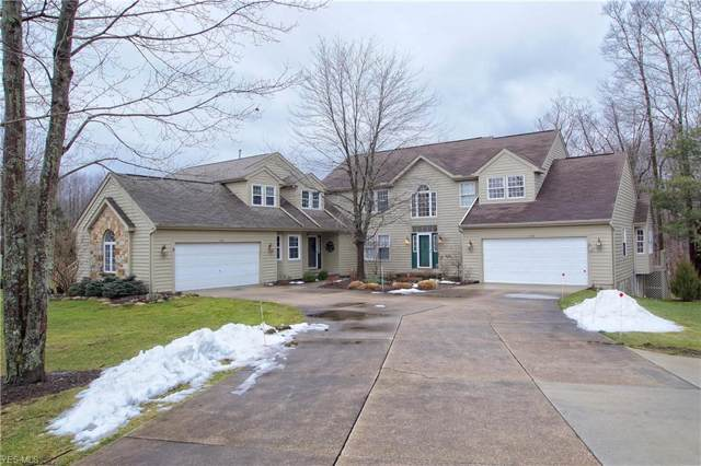 145 Royal Oak Drive, Aurora, OH 44202 (MLS #4162940) :: The Crockett Team, Howard Hanna