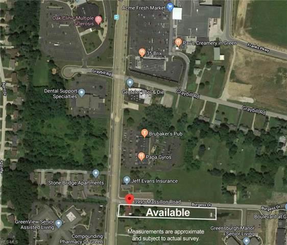3995 Massillon Road, Uniontown, OH 44685 (MLS #4164001) :: The Kaszyca Team