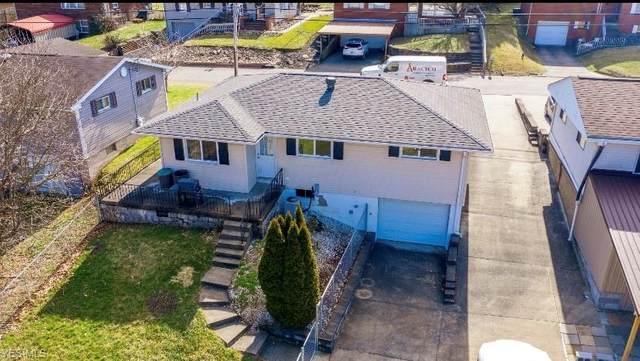 312 Marquette Avenue, Follansbee, WV 26037 (MLS #4164823) :: The Crockett Team, Howard Hanna