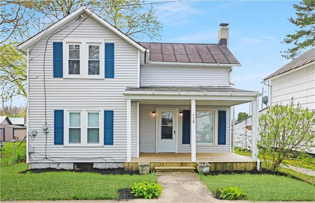 118 Stebbins Street, Creston, OH 44217 (MLS #4166568) :: RE/MAX Trends Realty
