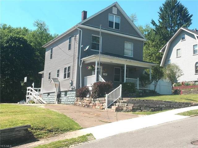 468 Queisner Avenue, Lowellville, OH 44436 (MLS #4168346) :: RE/MAX Valley Real Estate