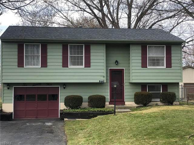 273 Atwood Street NW, Warren, OH 44483 (MLS #4171673) :: RE/MAX Trends Realty