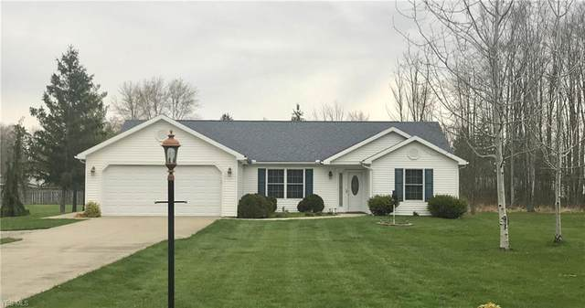 99 Rockaway Drive, Roaming Shores, OH 44085 (MLS #4172098) :: The Holly Ritchie Team