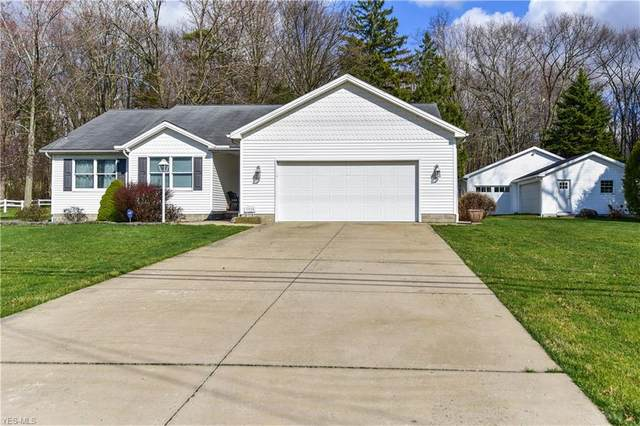 3925 Edwards Street, Mineral Ridge, OH 44440 (MLS #4172488) :: The Holly Ritchie Team