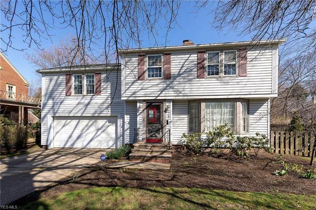2787 Derbyshire Road, Cleveland Heights, OH 44106 (MLS #4174774) :: RE/MAX Trends Realty
