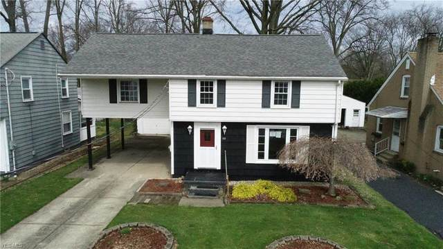 163 Wade Avenue, Niles, OH 44446 (MLS #4175447) :: RE/MAX Trends Realty