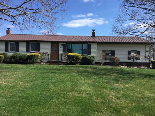 932 Brookdale Avenue, East Palestine, OH 44413 (MLS #4176193) :: Tammy Grogan and Associates at Cutler Real Estate