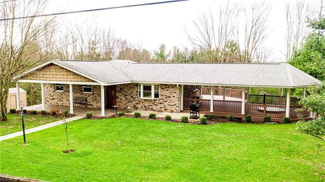 462 Annapolis Drive, New Cumberland, WV 26047 (MLS #4177140) :: RE/MAX Trends Realty