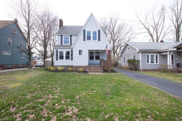 1364 Plainfield Road, South Euclid, OH 44121 (MLS #4177467) :: RE/MAX Trends Realty
