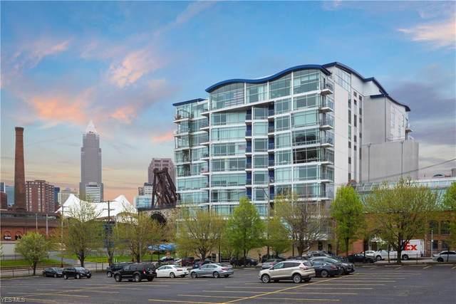 1237 Washington Avenue #703, Cleveland, OH 44113 (MLS #4177642) :: The Holden Agency