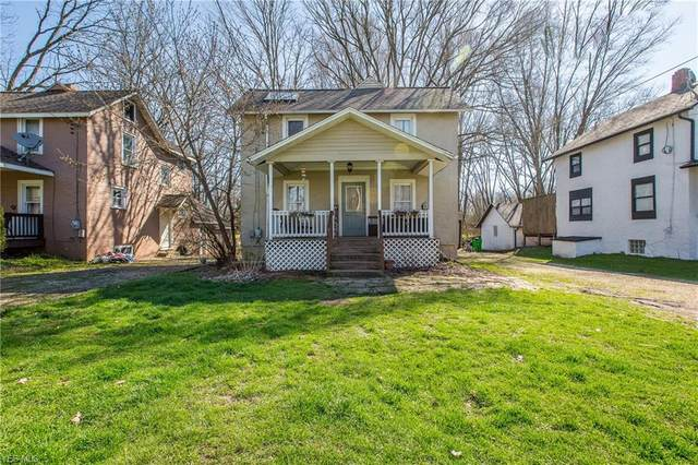 4006 Hiram Road NW, Canton, OH 44718 (MLS #4178542) :: RE/MAX Trends Realty