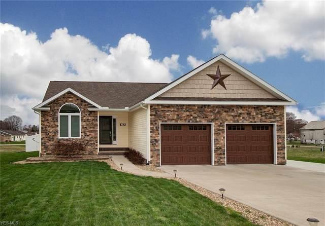 623 Stonehedge Drive, Minerva, OH 44657 (MLS #4178653) :: The Crockett Team, Howard Hanna